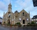 Locminé : église et chapelle
