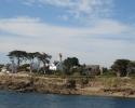 La pointe du Golfe à Port Navalo