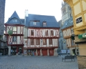 Place Henri IV à Vannes